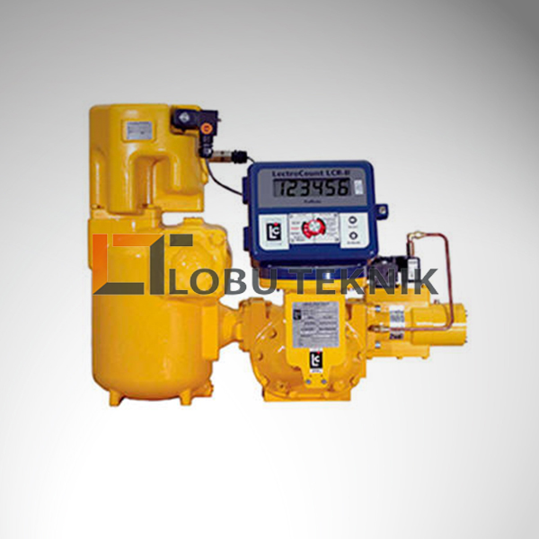 Flow Meter LC digital