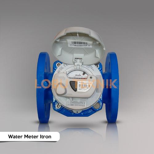 water meter itron dn65