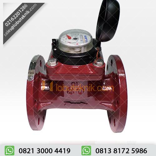 shm sewage meters dn80