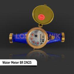 Water Meter BR 1 Inch