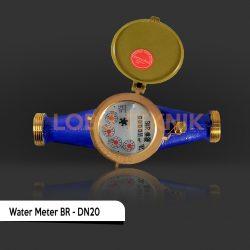 water meter br lxlg-20e