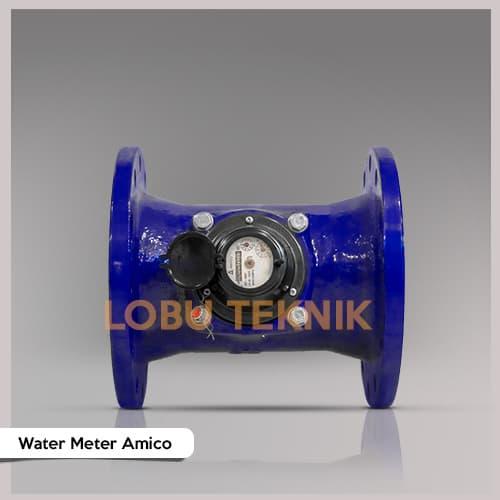 jual water meter amico ukuran 8 inch
