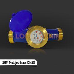 Water Meter SHM Multijet DN50